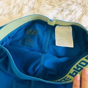 Nike Shorts - Blue Nike Pro Combat Shorts 💙
